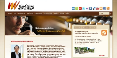 Wordpress-Template-Design Beispiele